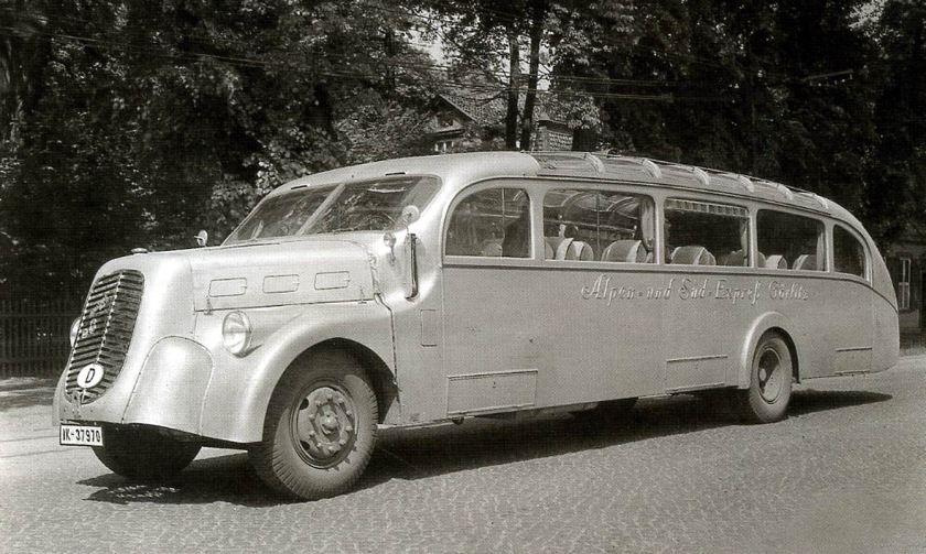 1936 Bussing Nag – 375 N – 1936
