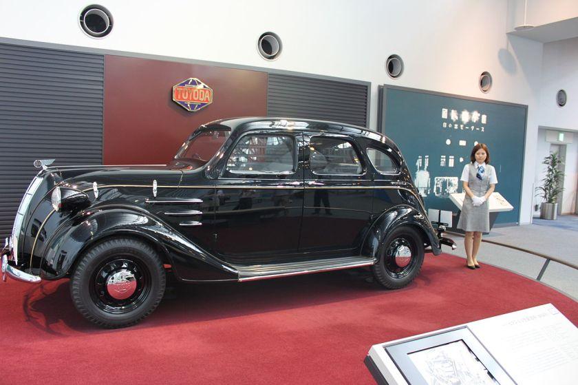 1936 Toyoda Standard Sedan AA