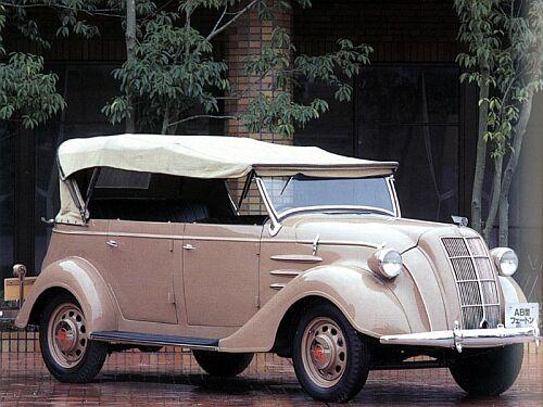 1936 toyota ab
