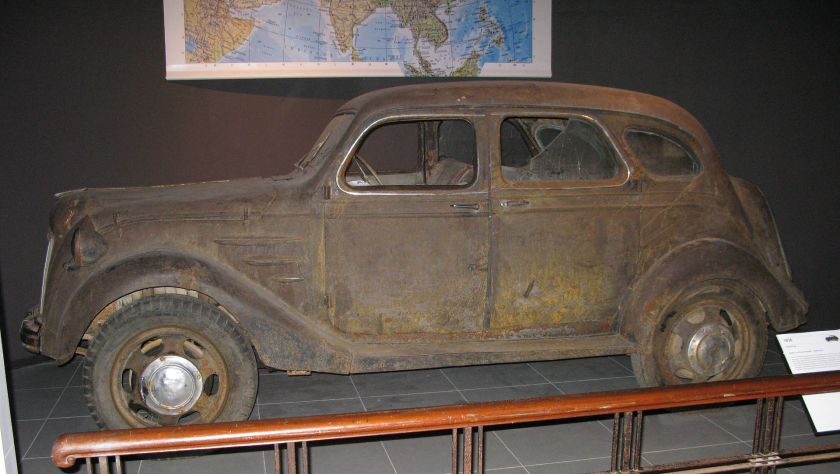 1936 Toyota Model AA