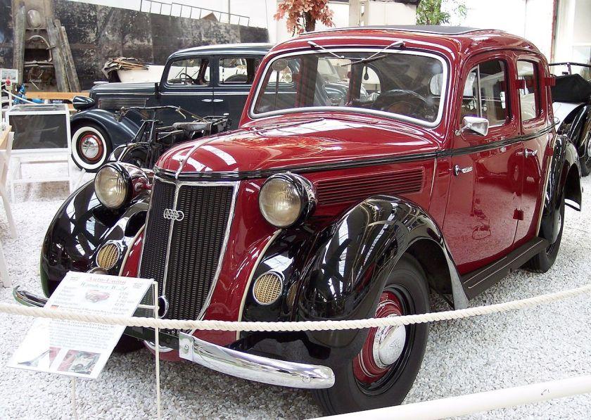 1936 Wanderer W24 Tourenwagen