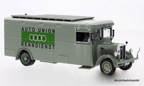 1937 NAG Büssing Race Transporter Auto Union Renndienst 1op18 Premium ClassiXXs 30050
