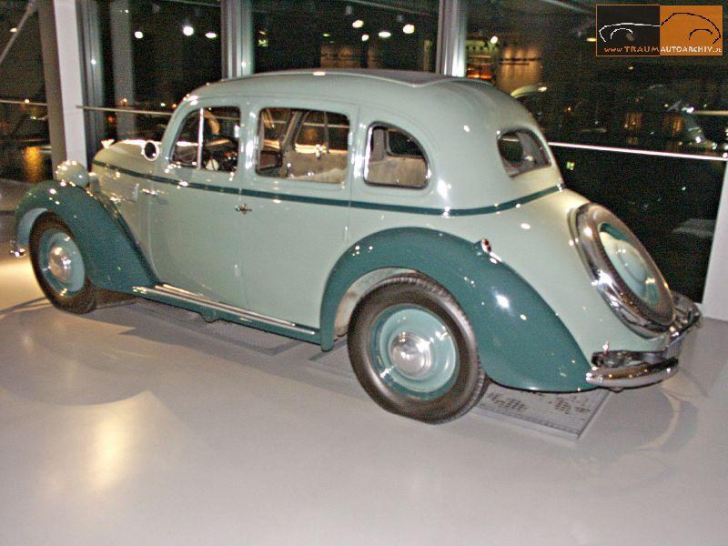 1937 Wanderer W 24 Limousine 6 Fenster (3)