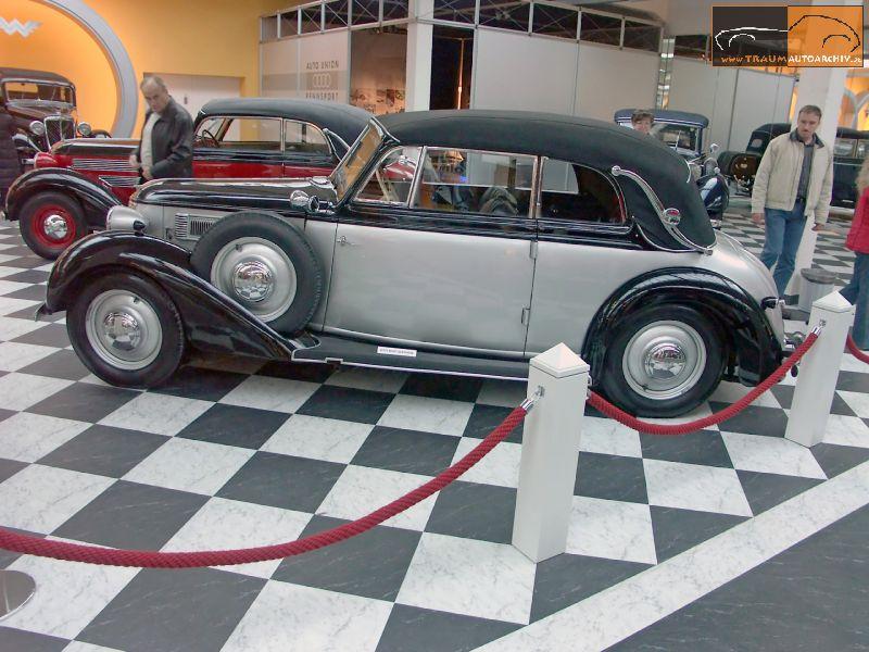 1937 Wanderer W 52 Cabriolet