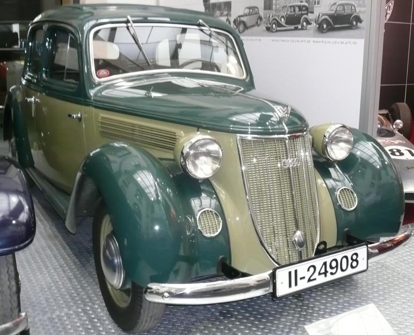 1937 Wanderer W24