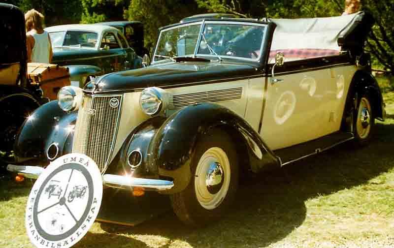 1938 Wanderer W 23 Cabriolet