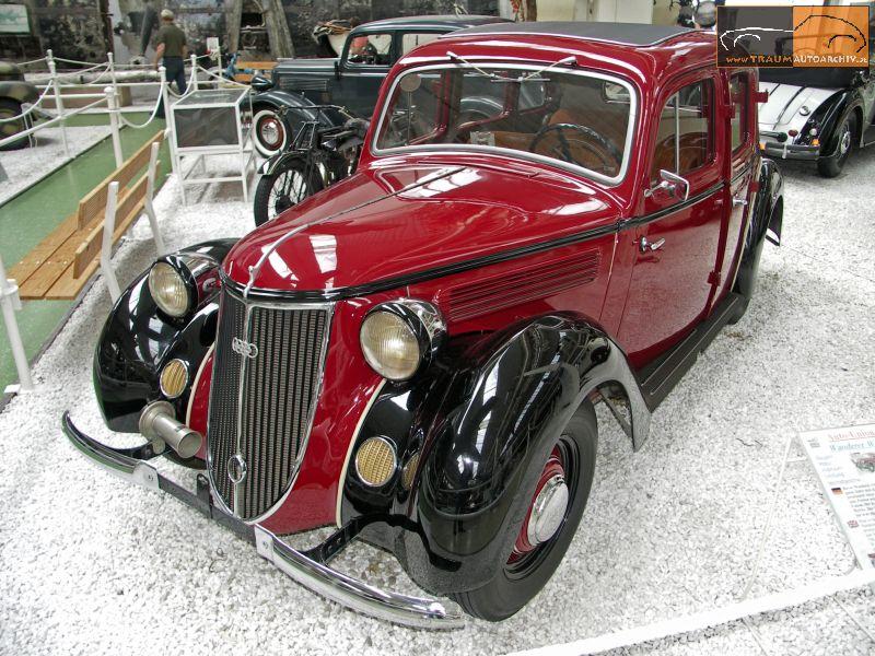1938 Wanderer W 24 Limousine 6 Fenster (4)