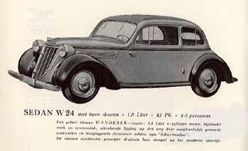 1938 Wanderer W24