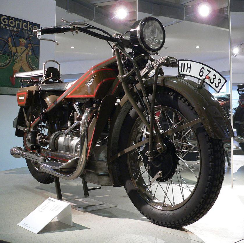 1938 ZweiRadMuseumNSU Wanderer