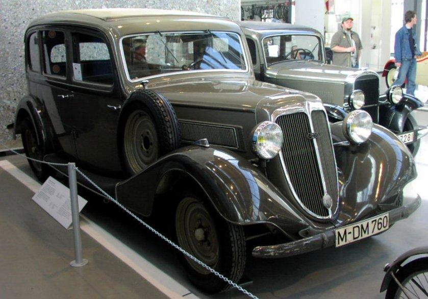 1939 MHV Wanderer W26L