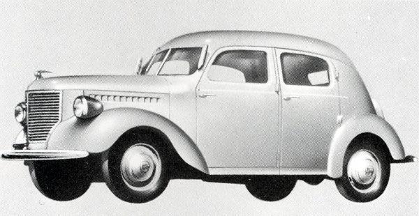 1939 Toyota AE 39