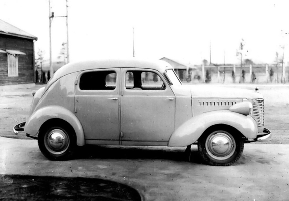 1940-43 Toyota AE
