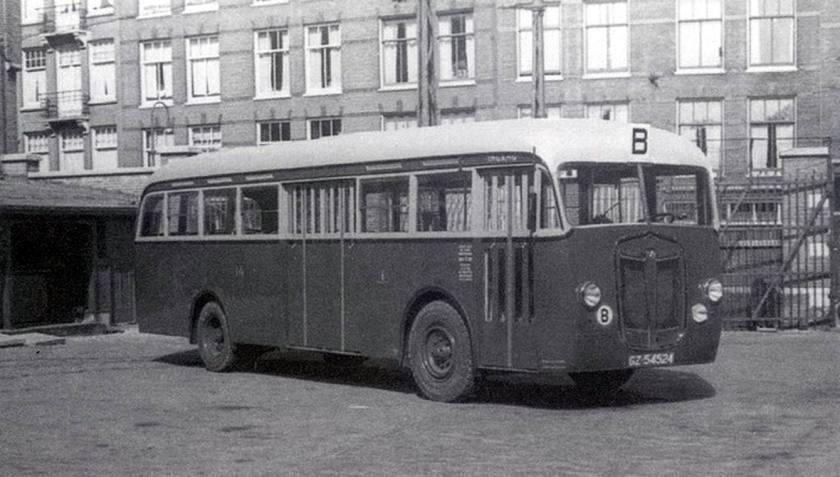 1940 Büssing NAG 305TV - Verheul, Waddinxveen