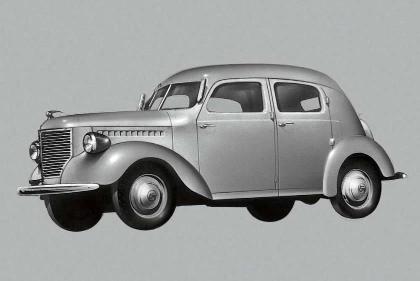 1940 Toyota Model AE Toyota75