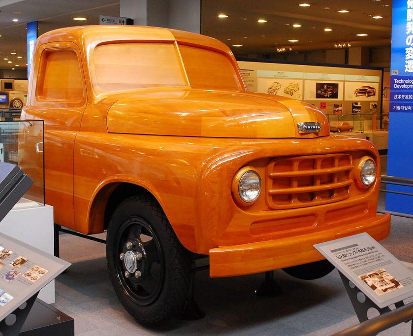 1951 Toyota Model BX Truck