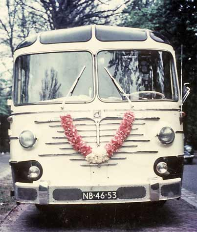 1956 Büssing 4500T Edesche Carr gebr v Eerten bus-14