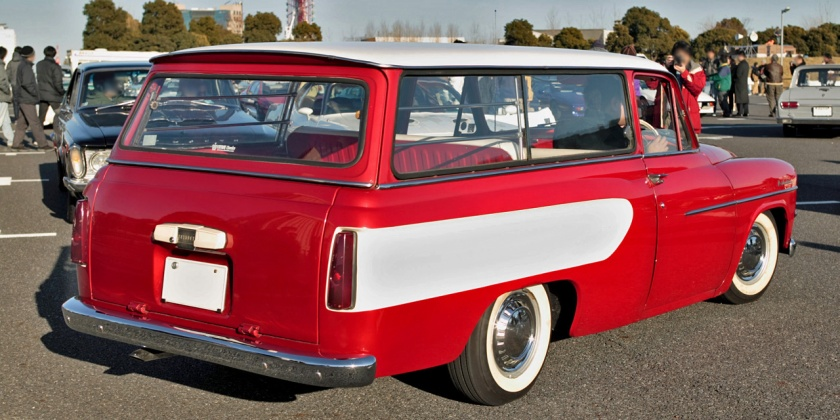 1961 Toyopet Masterline two-door van ( RS26V )