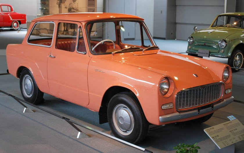 1961 Toyota Publica 01 or Toyota 1000