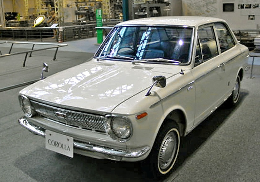1966 Toyota Corolla First-generation 001
