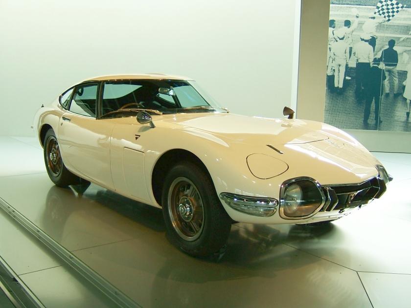 1967-70 TOYOTA 2000GT
