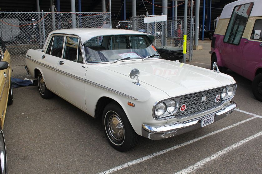 1967 Toyota Crown (MS45) sedan