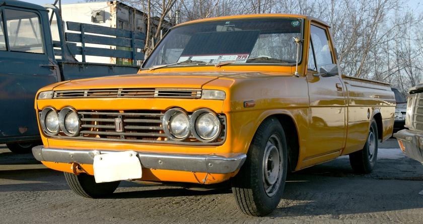 1968 Toyota Hilux N10