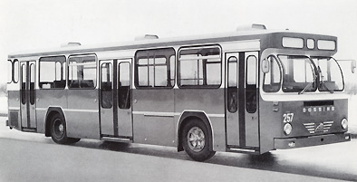 1970 Büssing BS 110 V