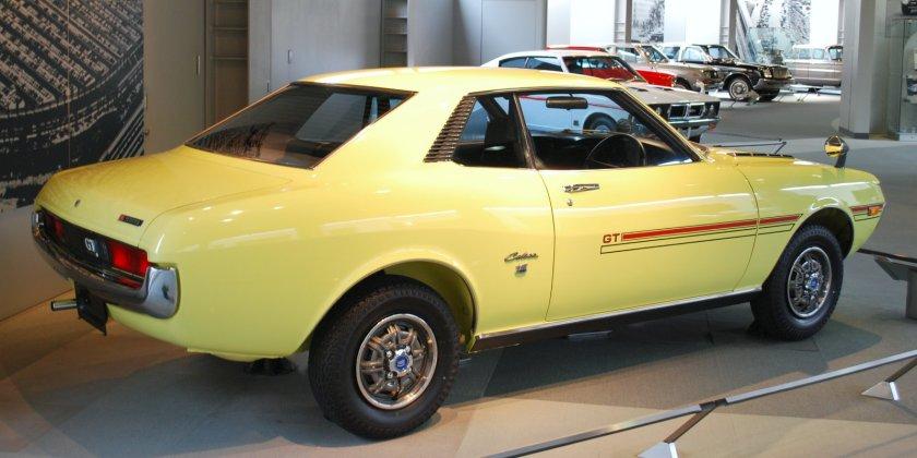 1970 Toyota Celica TA 22 1600 GT 1st gen