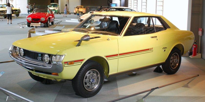 1970 Toyota Celica TA 22 1st gen