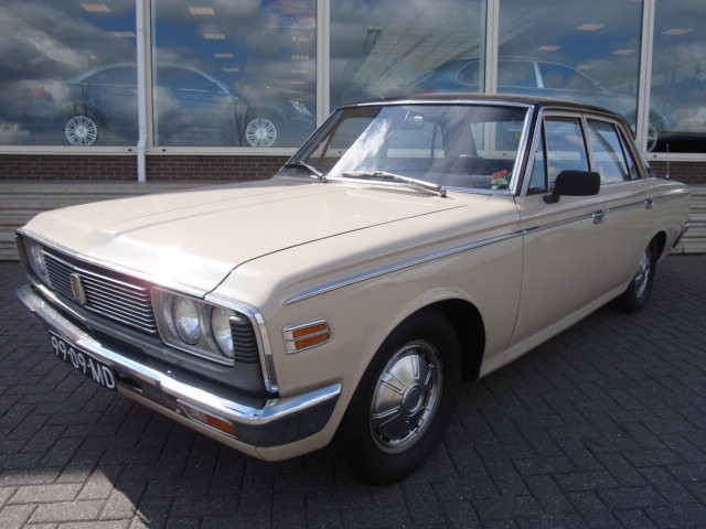 1970 Toyota Crown 2300 Special 99-09-MD