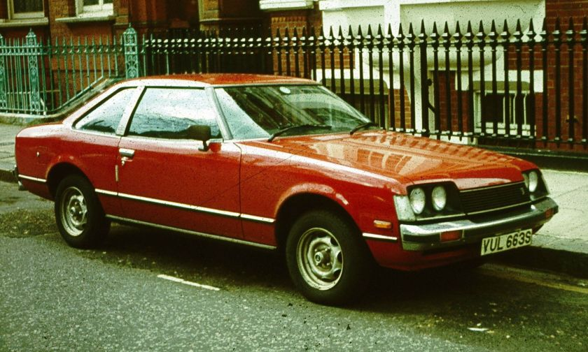 1978 Toyota Celica Coupe 1600 ST (TA40) in London