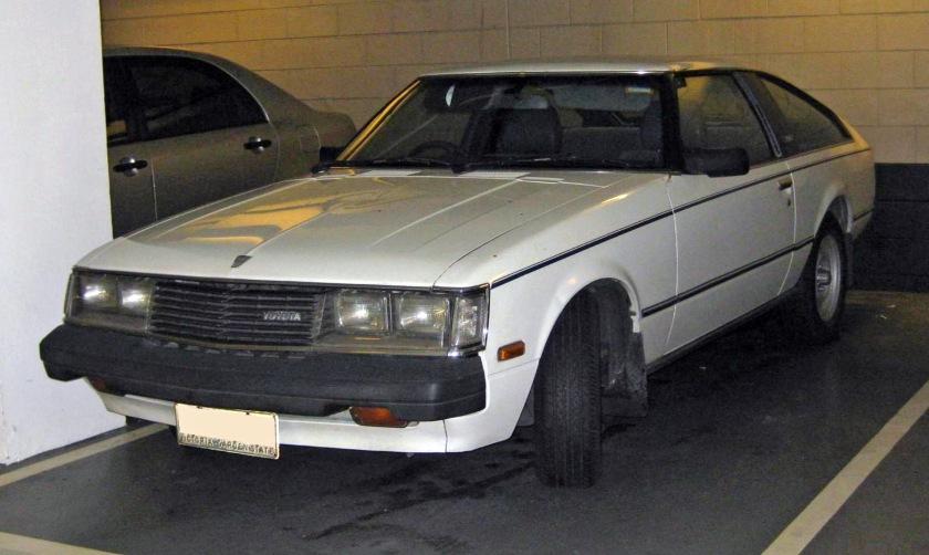 1979-81 Toyota Celica liftback 2000 LT (RA40, Australia)