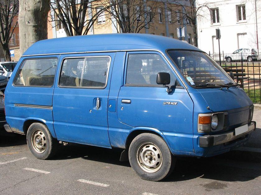 1979-82 LiteAce van (KM20 pre-facelift)