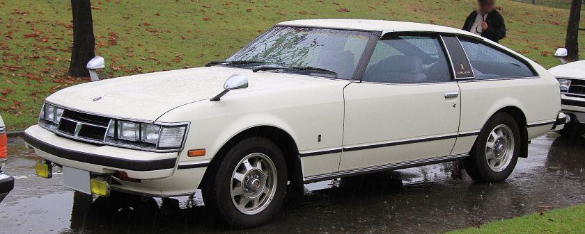1979 Toyota Celica XX 2000G (Japan)