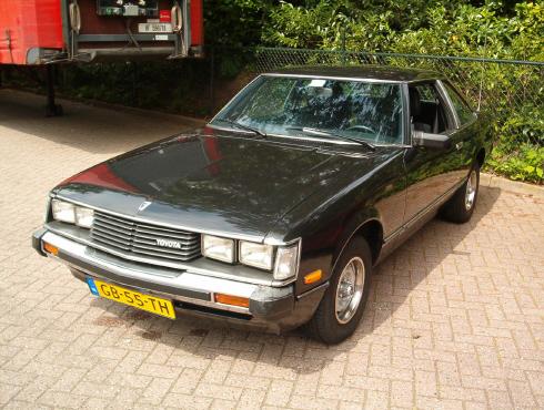 1980 Toyota Celica TA40