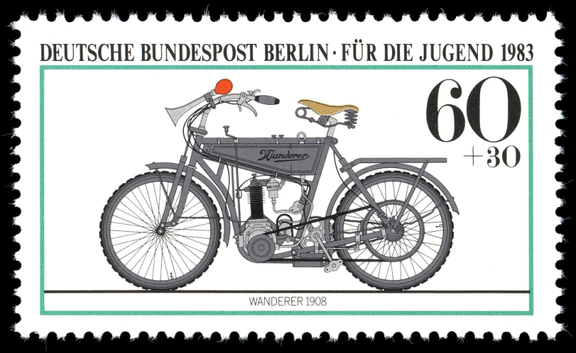 1983 Stamps of Germany(Berlin) MiNr 695
