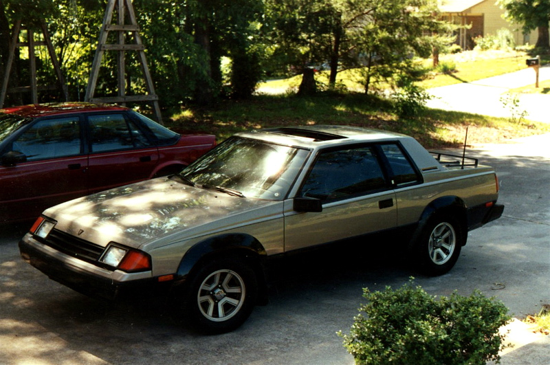 1983 Toyota Celica GTS, the first year that Toyota included that variant