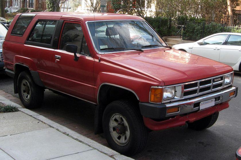 1984-86 Toyota 4Runner 1st