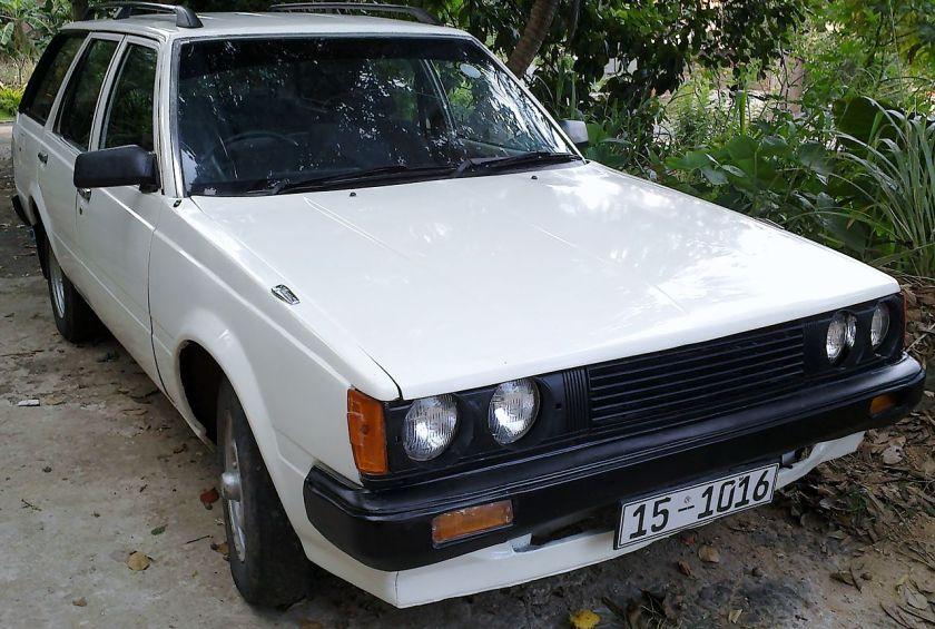 1984 Toyota Carina Wagon (KA67V)