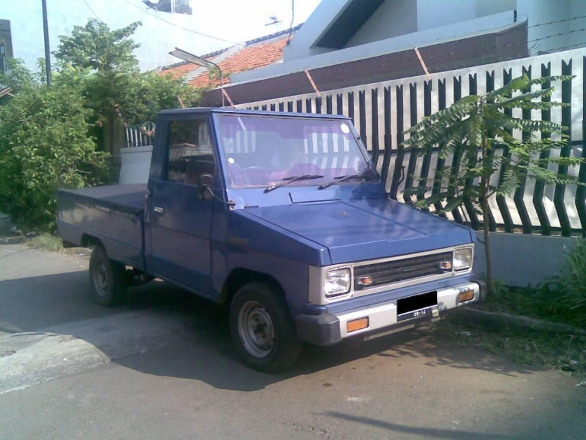 1985 Toyota Kijang Pick-up (KF20)