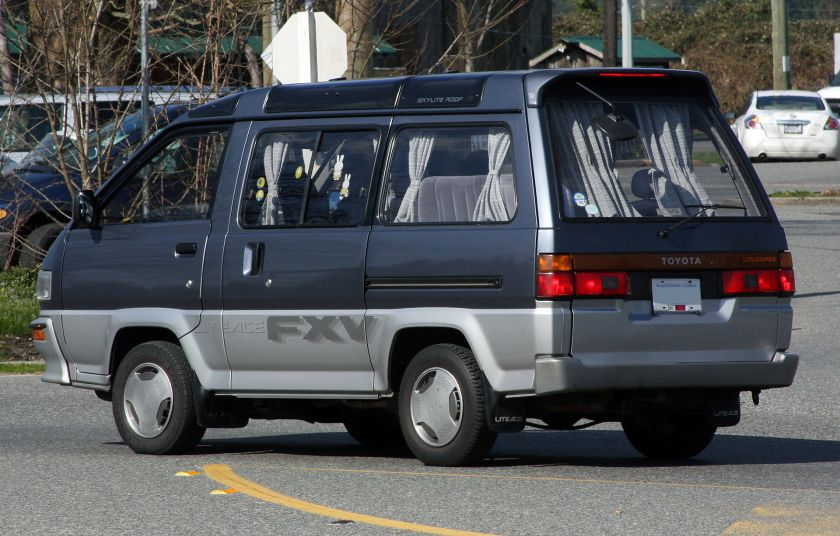 1988-1991 LiteAce wagon FXV