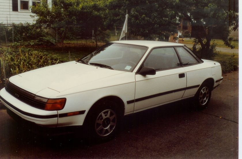 1988 Toyota Celica GT Coupe