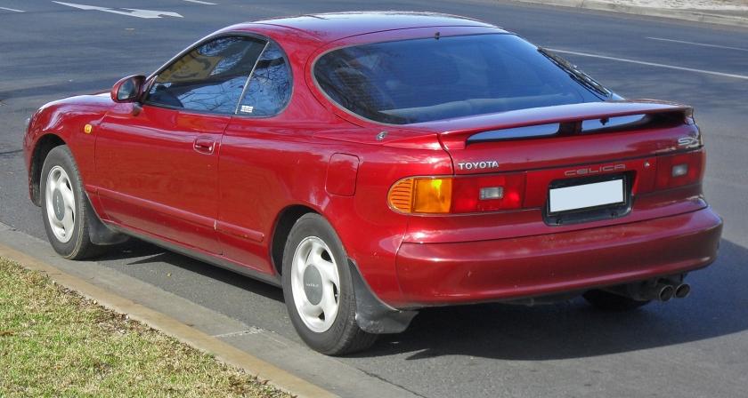 1989-91 Toyota Celica (ST184R) SX liftback