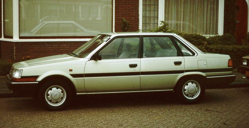 1989 Toyota Carina II