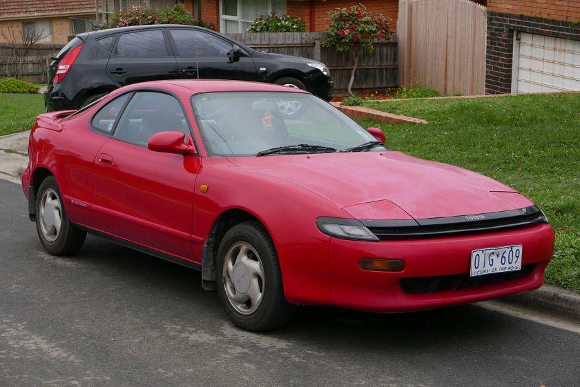 1990 Toyota Celica (ST184R) SX liftback