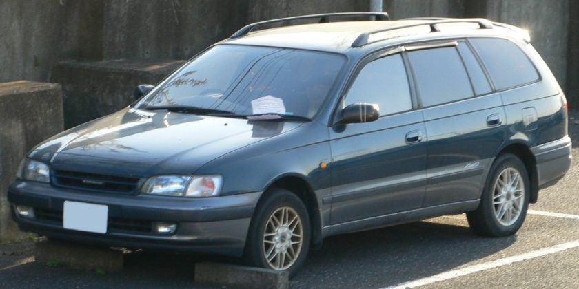 1992 Toyota Caldina