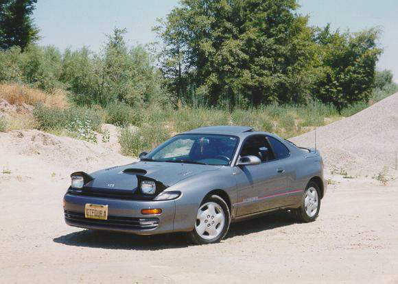 1993 Toyota Celica GT-Four All-Trac Turbo (ST185L-BLMVZA)