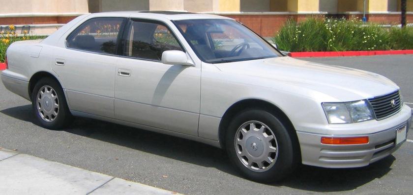 1994-97 Lexus LS 400 (UCF20)