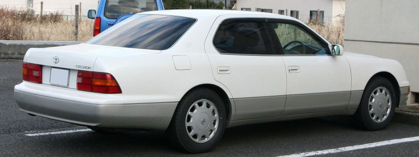 1994-97 Toyota Lexus Celsior (UCF20 Japan)