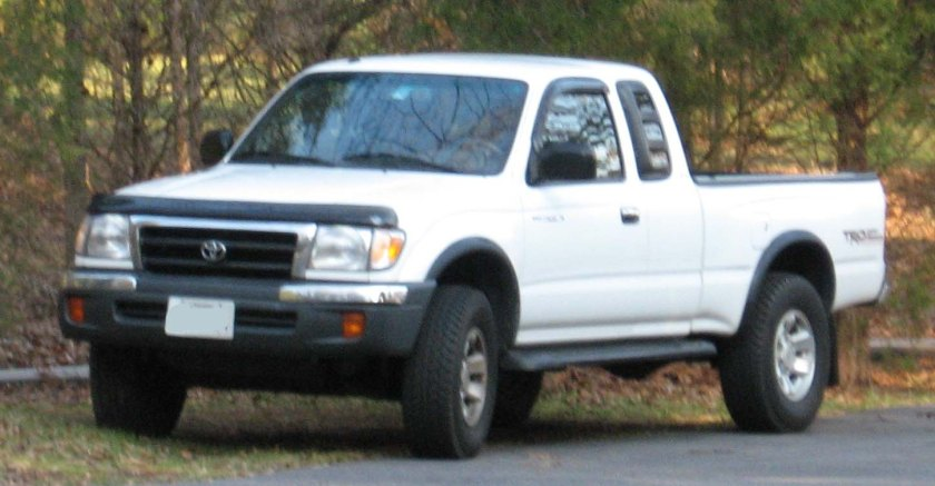 1995-1997 Toyota Tacoma extended cab